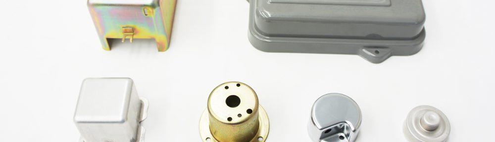 金属ケースやカバーの絞り部品は和田製作所